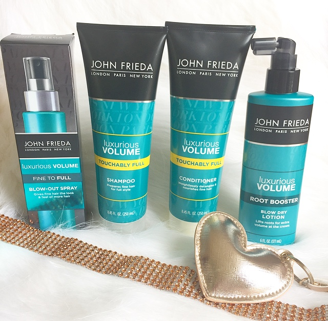 John Frieda Luxurious Volume Touchably Full Hair Care Products