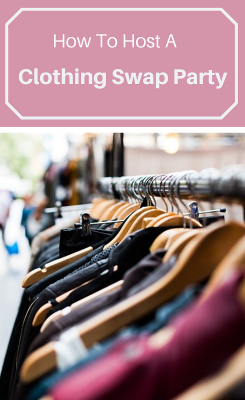 How To Host A Clothes Swap Party