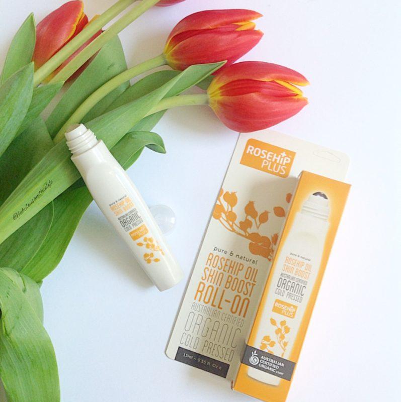 RosehipPLUS Rosehip Oil Skin Boost Roll-On