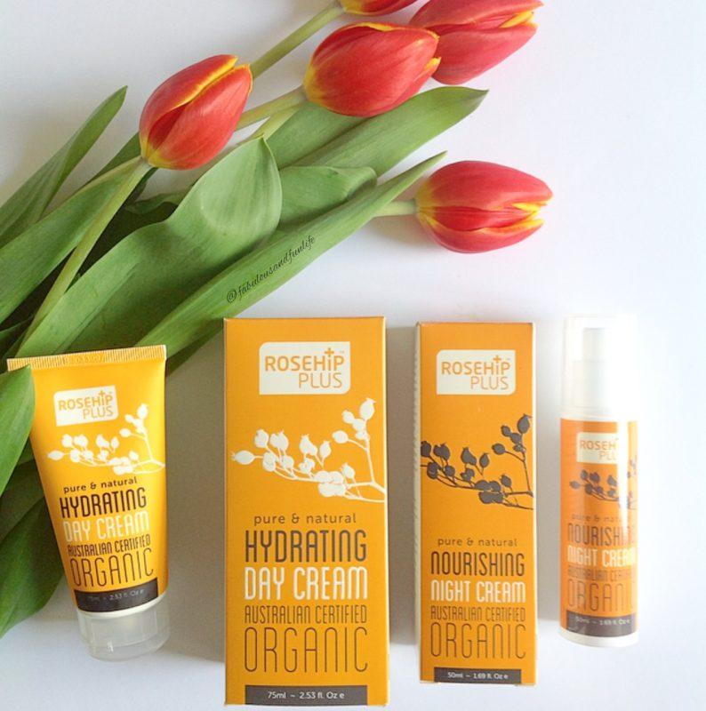 RosehipPLUS Hydrating Day Cream & Nourishing Night Cream