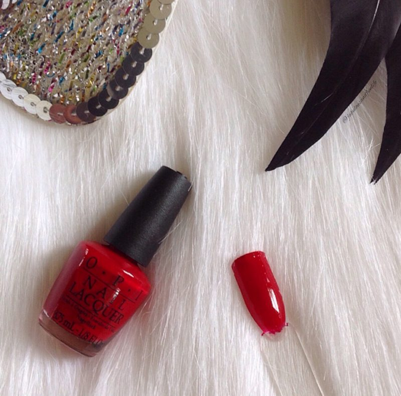OPI Venice Collection: Amore at the Grand Canal