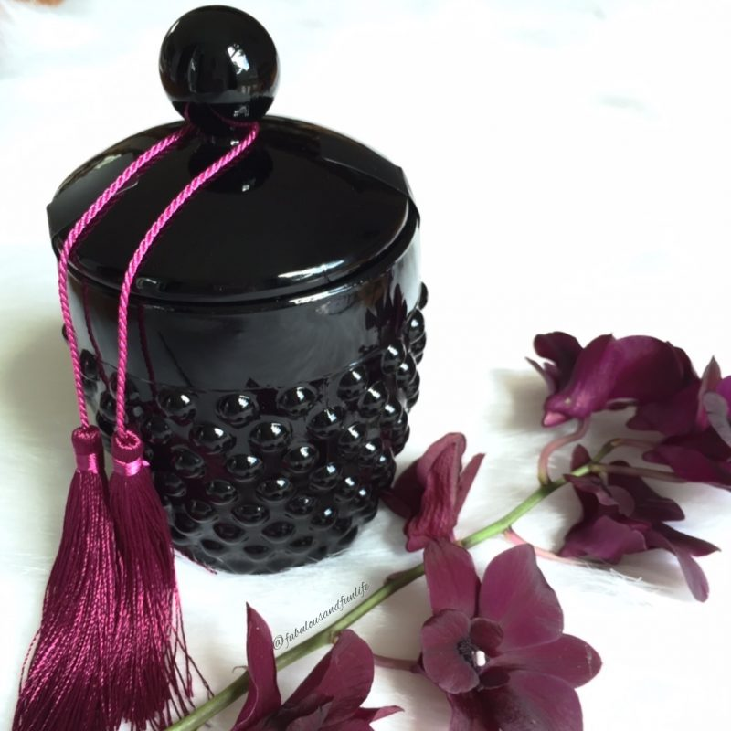 MOR Rosa Noir Deluxe Soy Candle