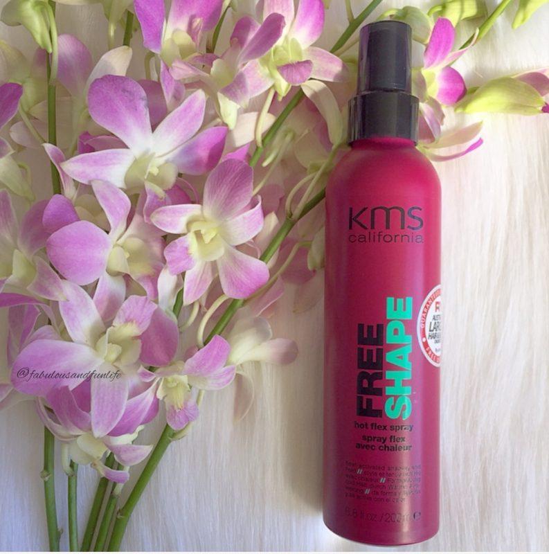 KMS Free Shape Hot Flex Spray
