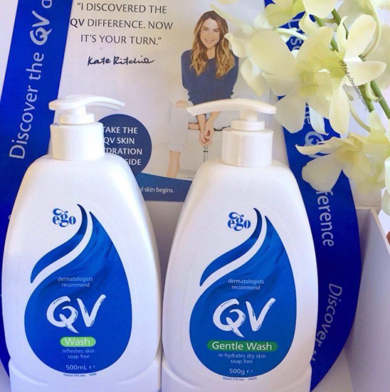 QV Wash & QV Gentle Wash