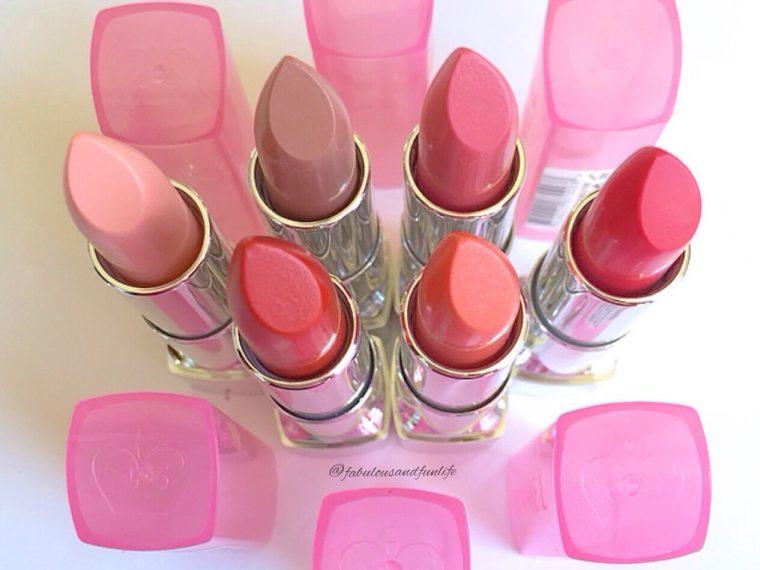 Rimmel London Moisture Renew Sheer & Shine Lipstick
