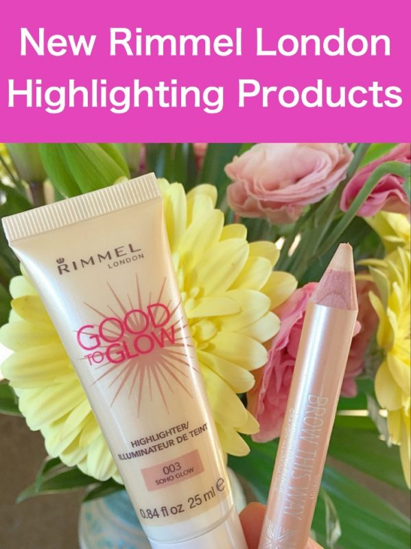New Rimmel London Highlighting Products