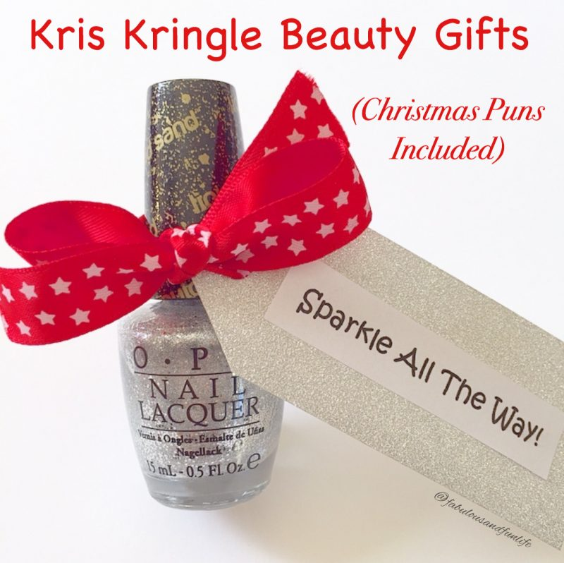 Kris Kringle Ideas