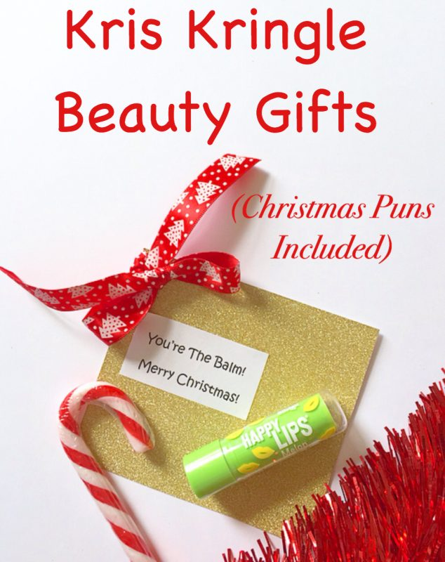 Funny Kris Kringle Ideas