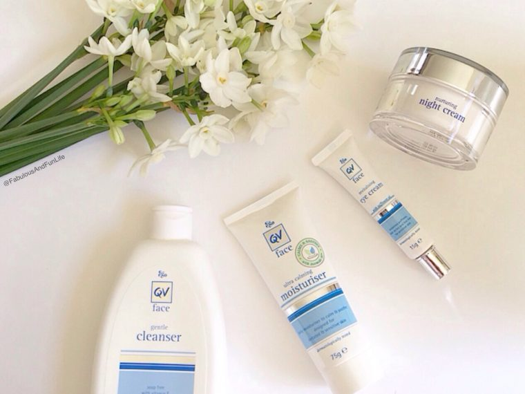 QV Skin Care Through The Generations