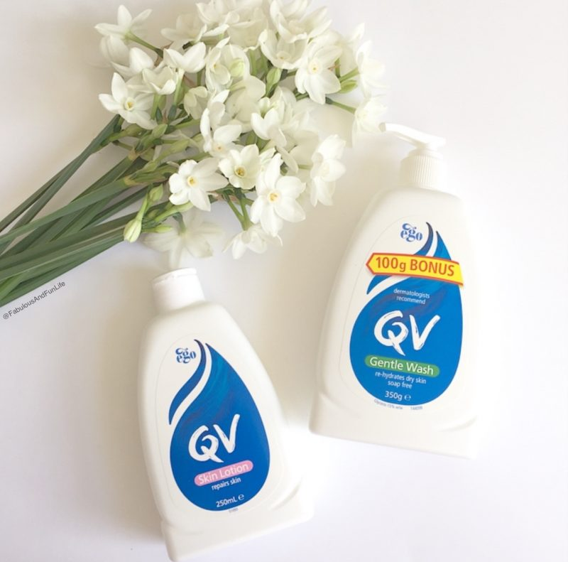 QV Skin Lotion & QV Gentle Wash