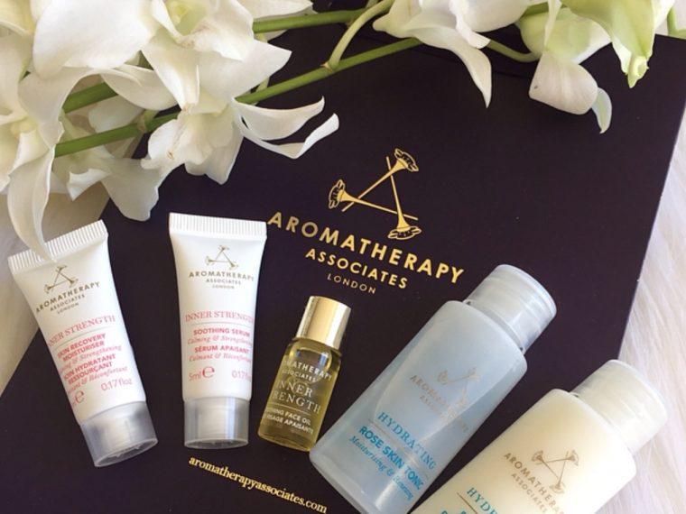Aromatherapy Associates Skincare Products