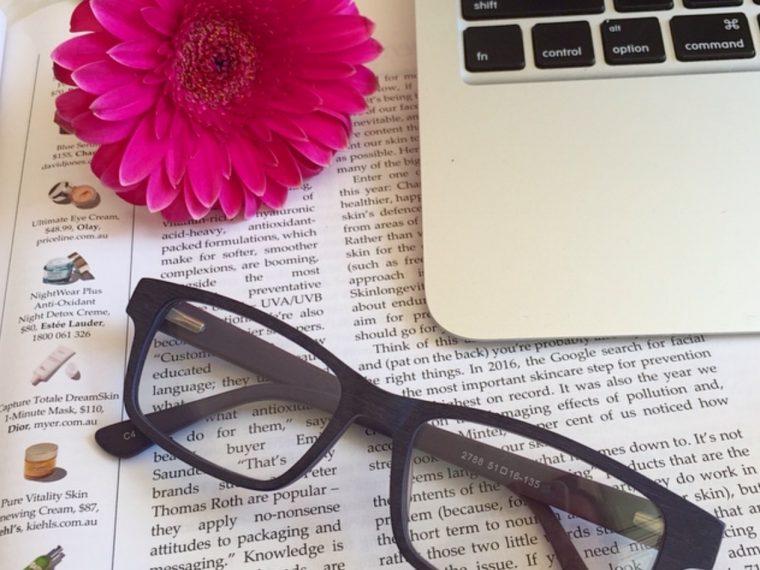 Buying New Prescription Glasses Online