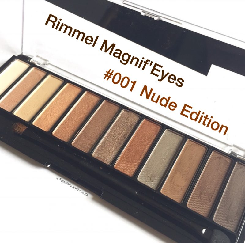 Køb Rimmel Magnifeyes Eyeshadow Palette 002 - Matas