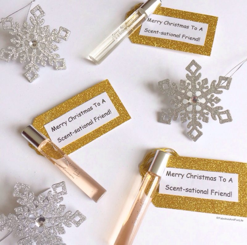 Nutrimetics Fragrance Discovery Collection Merry Christmas To A Scent-sational Friend