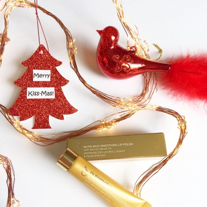 Nutrimetics Nutri-Rich Smoothing Lip Polish Merry Kiss-mas!