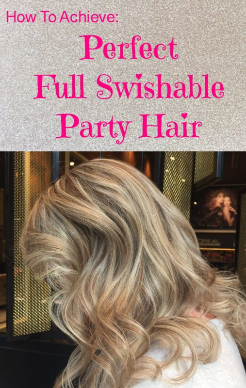 How To Achieve Perfect Full Swishable Hair