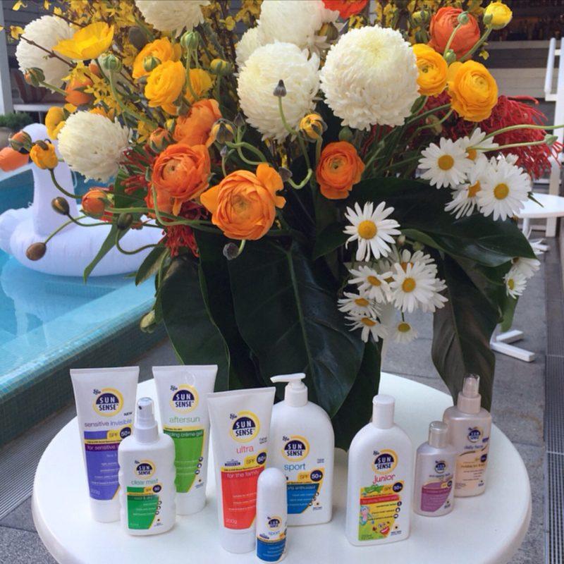 SunSense Sunscreens