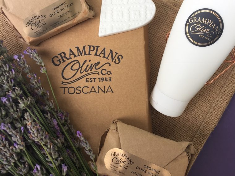 Grampians Olive Co. Skincare Pack