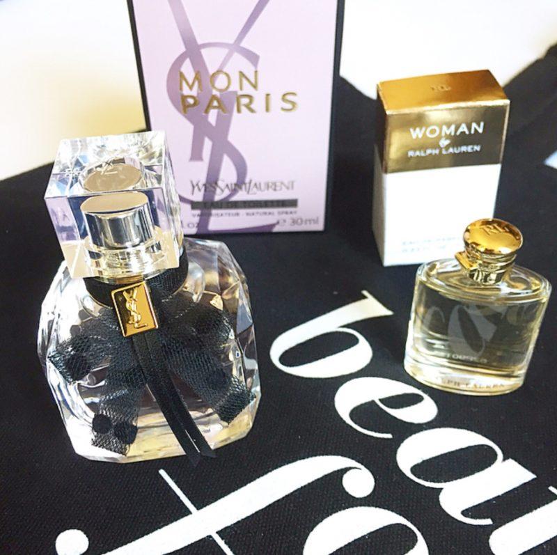 Yves Saint Laurent & Ralph Lauren Fragrances