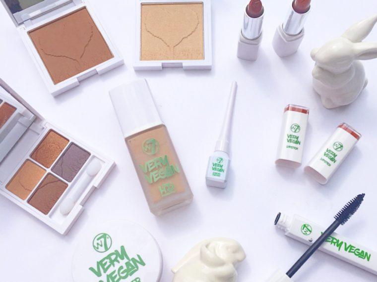 W7 Very Vegan Makeup Australia