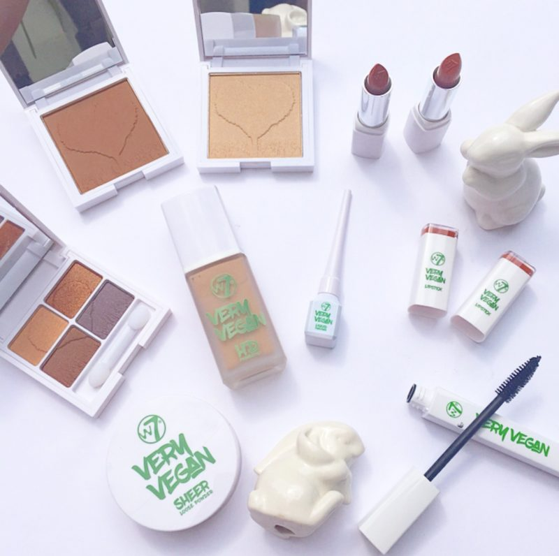 W7 Very Vegan Makeup Australia