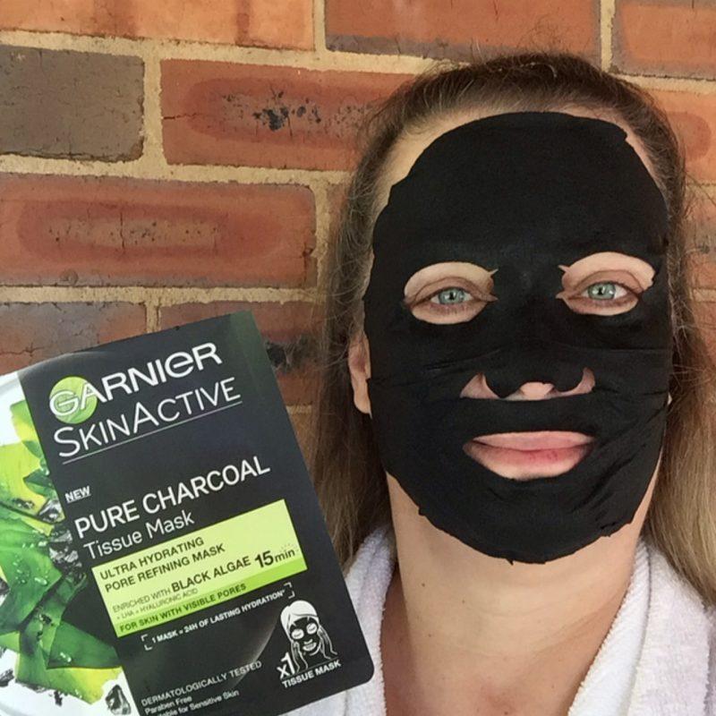Garnier Skin Active Pure Charcoal Tissue Mask