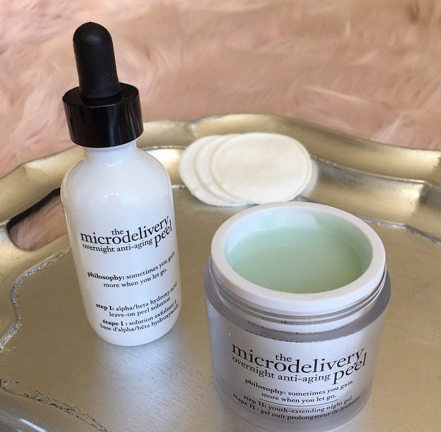 Philosophy Microdelivery Overnight Anti-Aging Peel