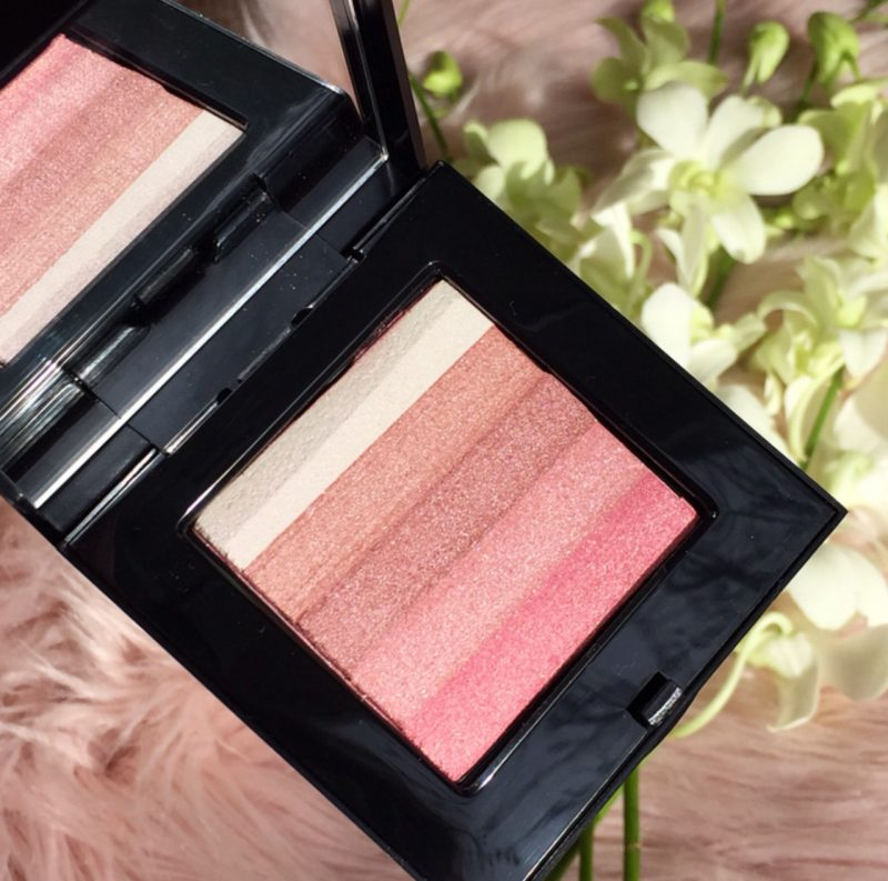 Bobbi Brown Rose Shimmer Brick Set