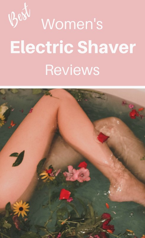 Best Women's Electric Shaver