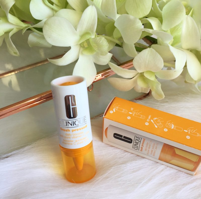 Clinique Fresh Pressed Daily Booster with Pure Vitamin C