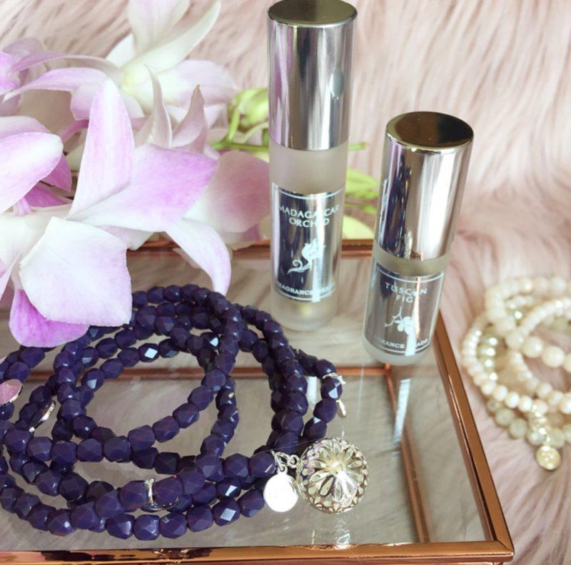 Lisa Hoffman Fragrance Bracelets