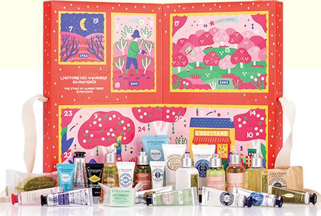 L'Occitane Classic Beauty Advent Calendar Review