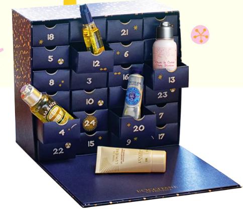 L'Occitane Premium Advent Calendar Review