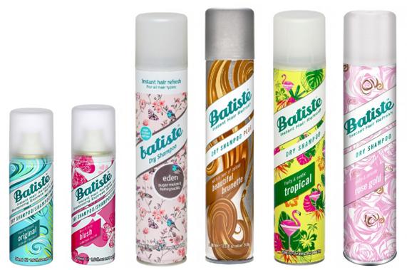 Best Batiste Dry Shampoo