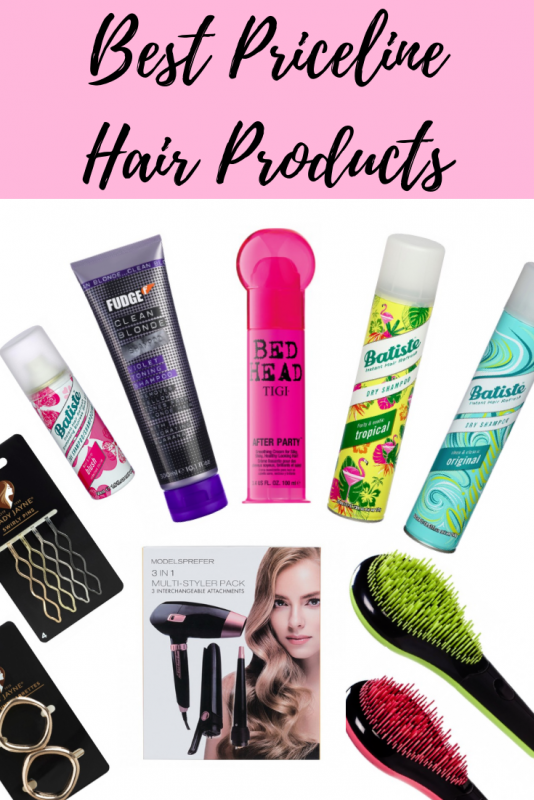 Best Priceline Hair Products