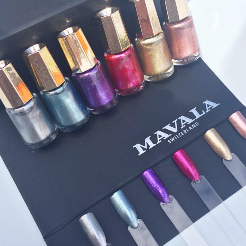 Mavala Nail Polish Review Metallic Nail Polish