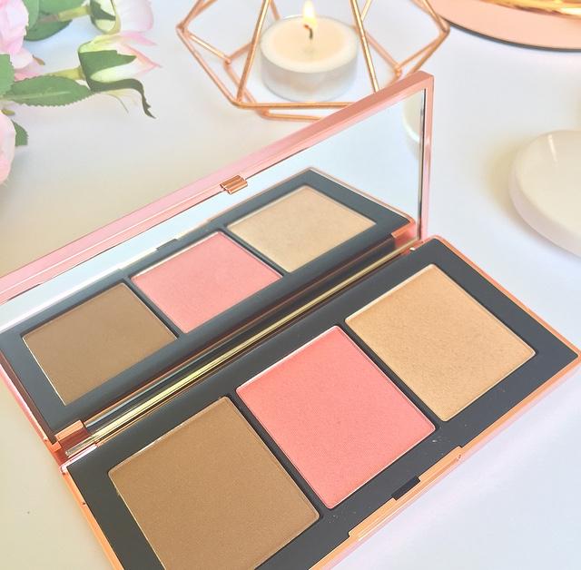 Rose Gold Makeup