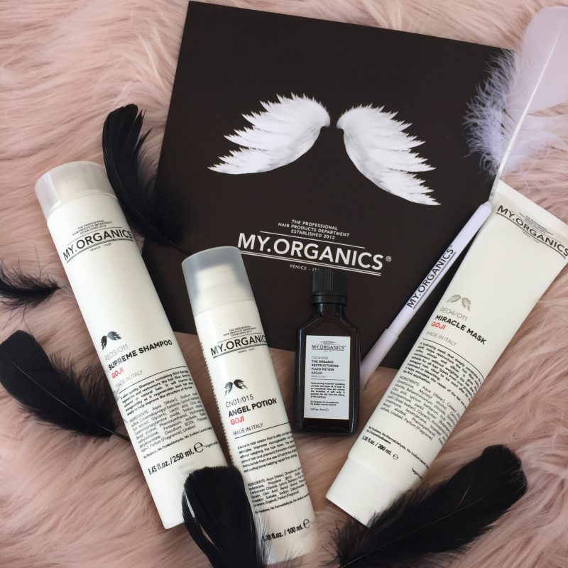 My Organics Hair Care