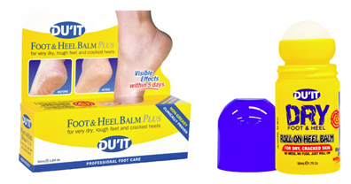 Best heel balm for cracked heels