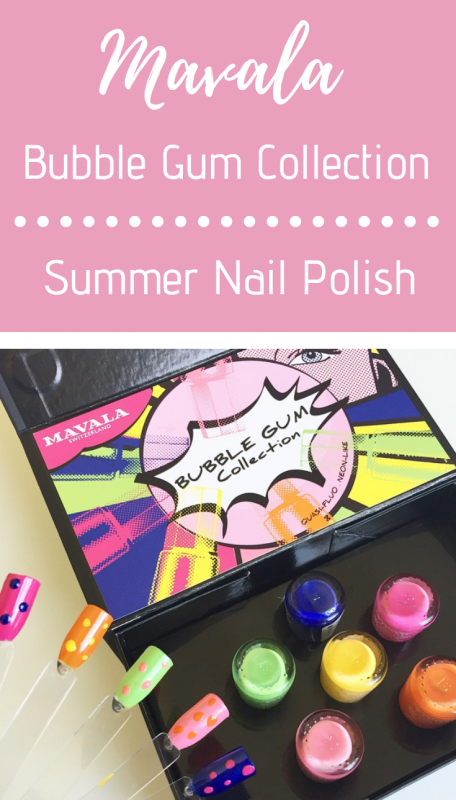 Mavala Nail Polish Review