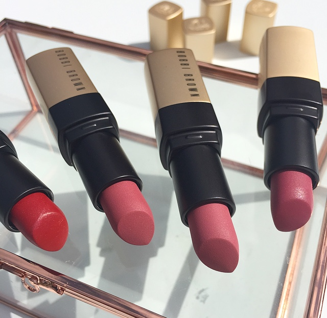 Bobbi Brown Luxe Matte Lip Colors