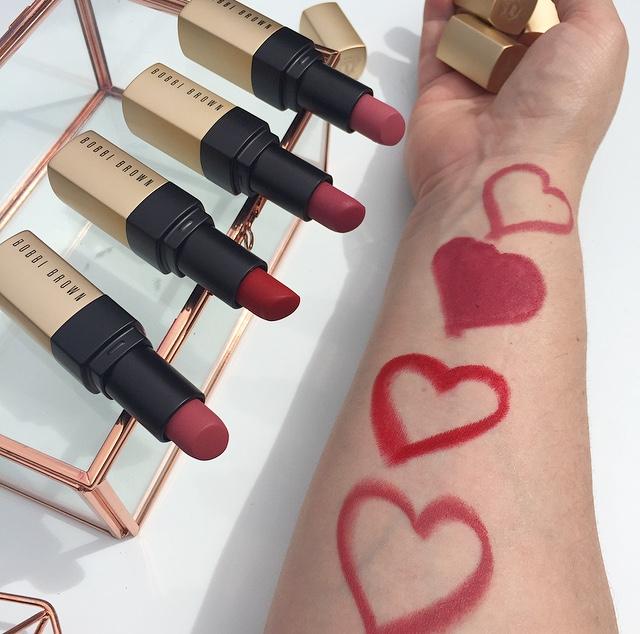 Bobbi Brown Lipstick Review Bobbi Brown Luxe Matte Lip