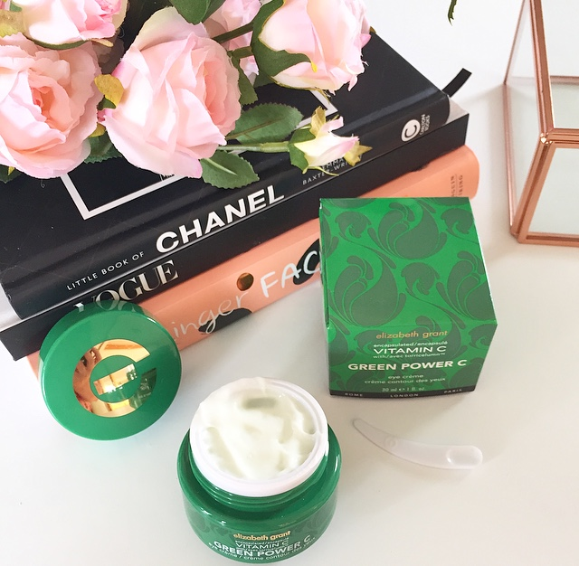 Elizabeth Grant Green Power C Eye Cream