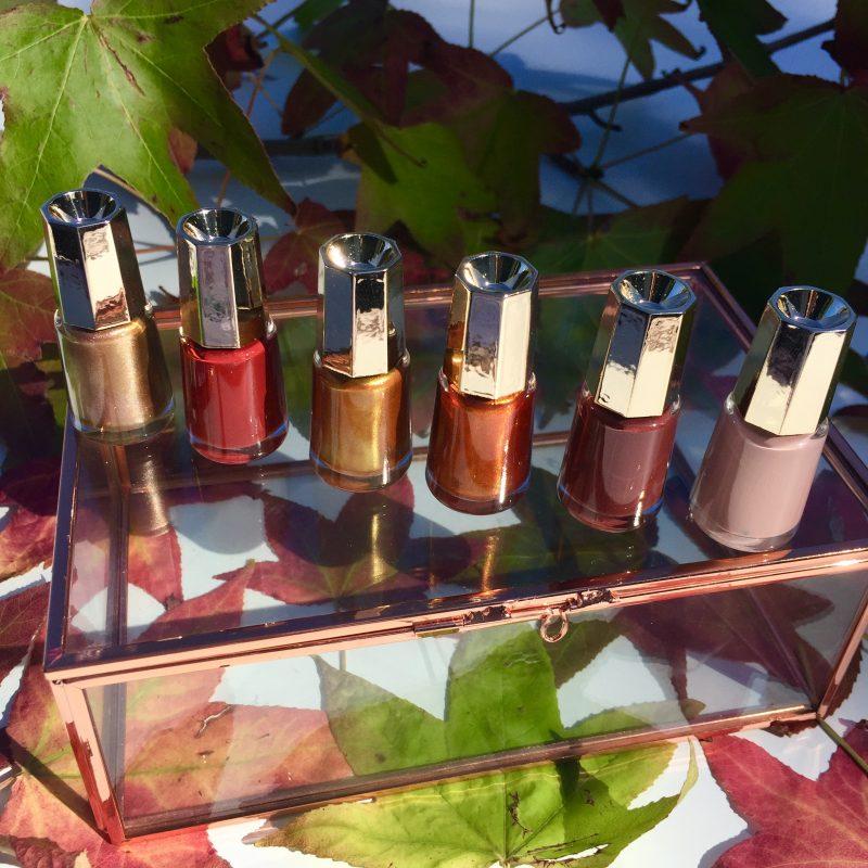 Mavala Heritage Colors Nail Polish Collection
