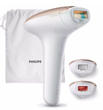 Philips Lumea Advanced IPL Hair Removal Device Review