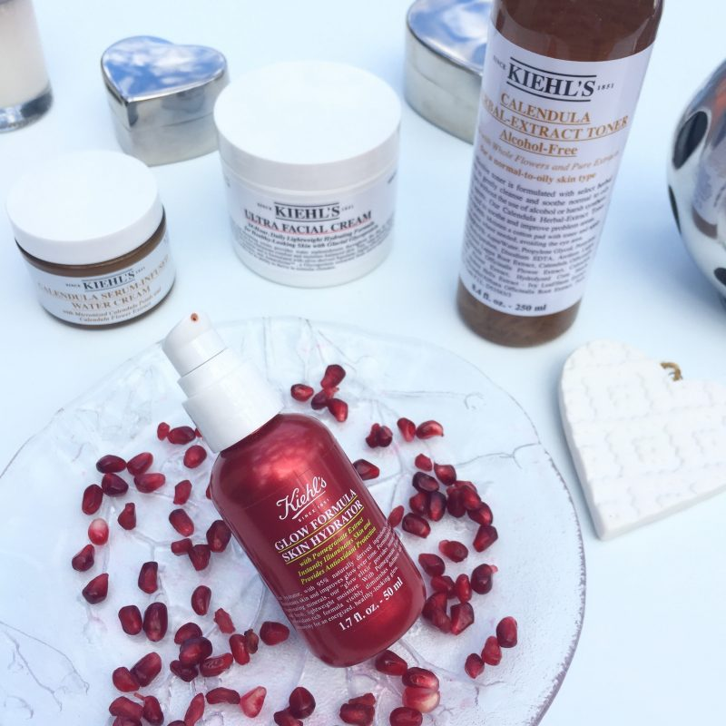 Kiehl's Skincare Review