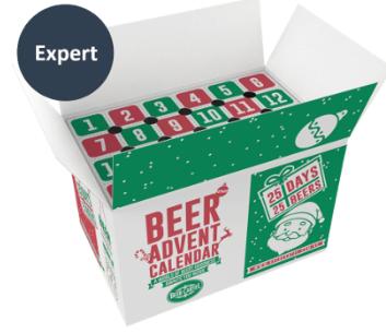 Expert Advent Beer Calendar