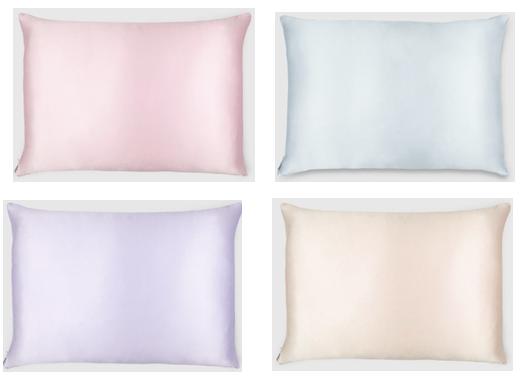 Shhh Silk - Silk & Cotton Pillowcases