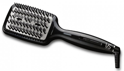 VS Sassoon Diamond Luxe Straightening Brush Review