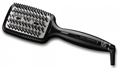 VS Sassoon Diamond Luxe Straightening Brush Review